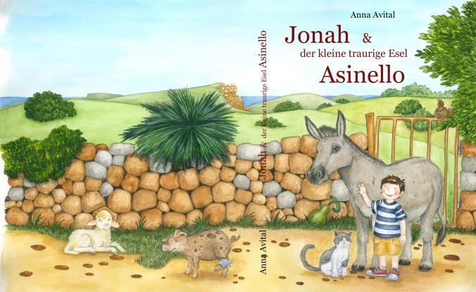 Jonah und der kleine, traurige Esel Asinello_Cover
